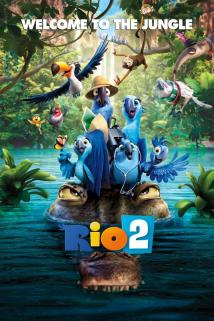 Rio 2 playing at the Towne