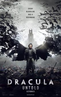 Dracula Untold playing at the SouthTowne