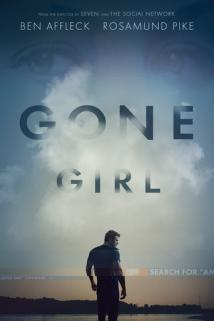 Gone Girl playing at the SouthTowne