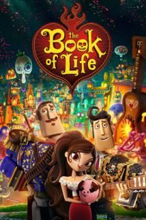 The Book of Life playing at the Towne