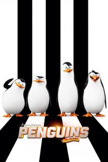 Penguins of Madagascar playing at the SouthTowne