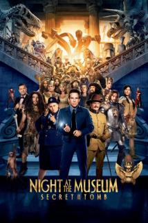 Night at the Museum: Secret of the Tomb playing at the Towne