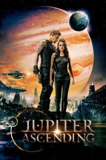 Jupiter Ascending playing at the Casino Star