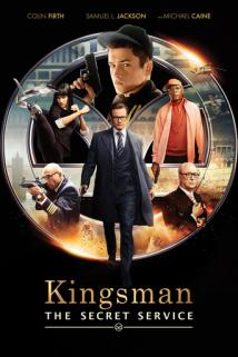 Kingsman: The Secret Service playing at the SouthTowne