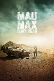 Mad Max: Fury Road playing at the SouthTowne