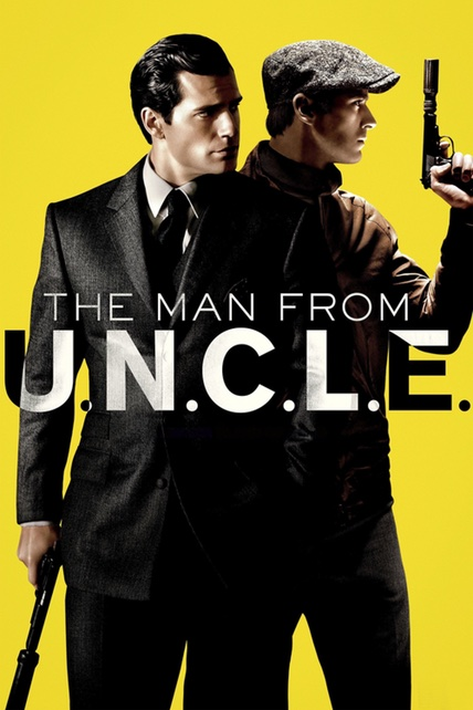 The Man from U.N.C.L.E. playing at the Towne
