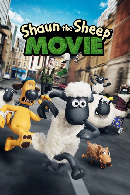 Shaun the Sheep Movie playing at the SouthTowne