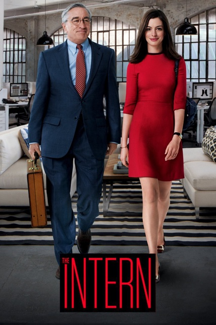 The Intern playing at the SouthTowne