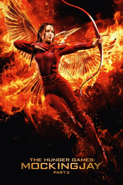 The Hunger Games: Mockingjay - Part 2 playing at the SouthTowne