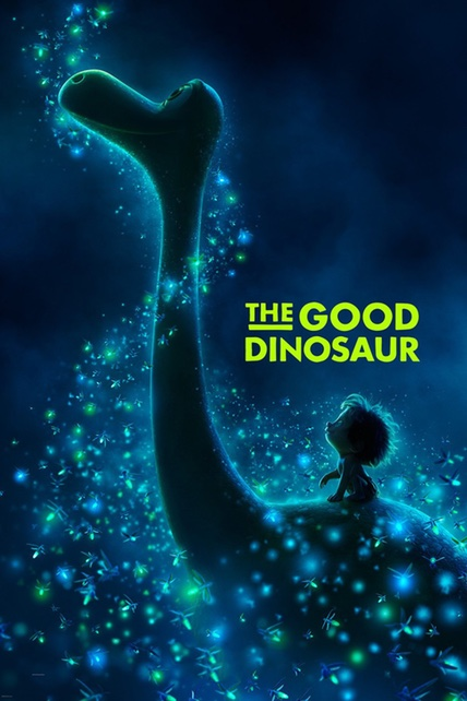 The Good Dinosaur playing at the Towne