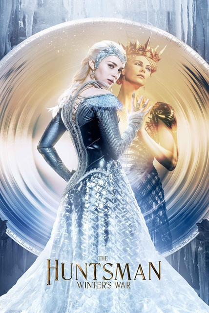 The Huntsman: Winter's War playing at the SouthTowne