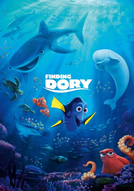 Finding Dory playing at the Towne