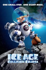 Ice Age: Collision Course playing at the Towne
