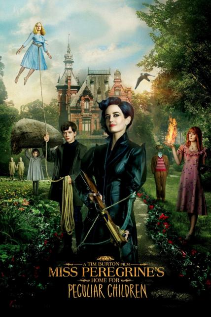 Miss Peregrine's Home for Peculiar Children playing at the SouthTowne