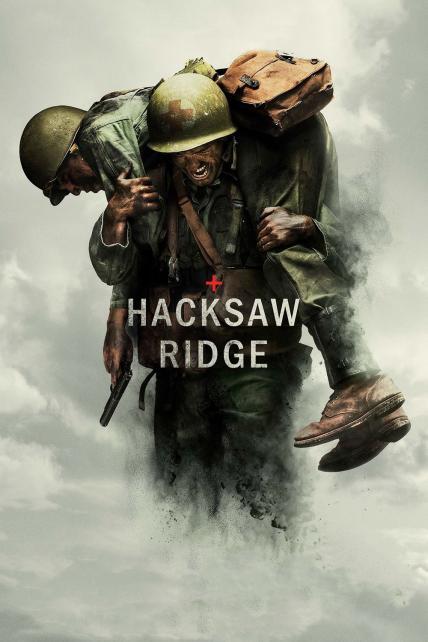 Hacksaw Ridge playing at the SouthTowne