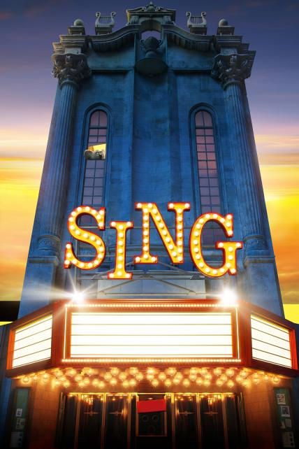 Sing playing at the Casino Star