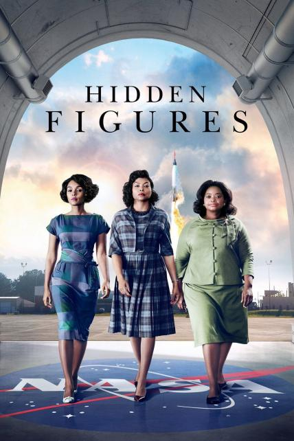 Hidden Figures playing at the SouthTowne