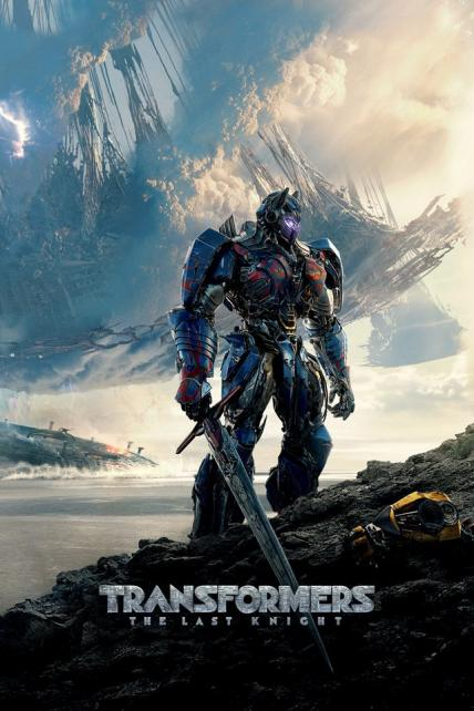 Transformers: The Last Knight playing at the Towne