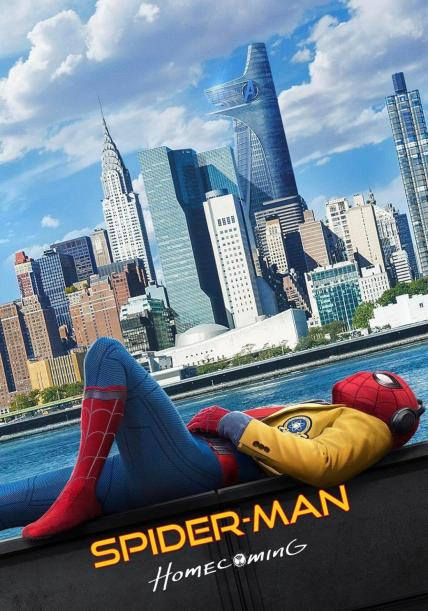 Spider-Man: Homecoming playing at the SouthTowne