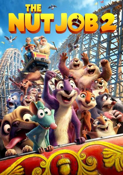 The Nut Job 2: Nutty by Nature playing at the Casino Star