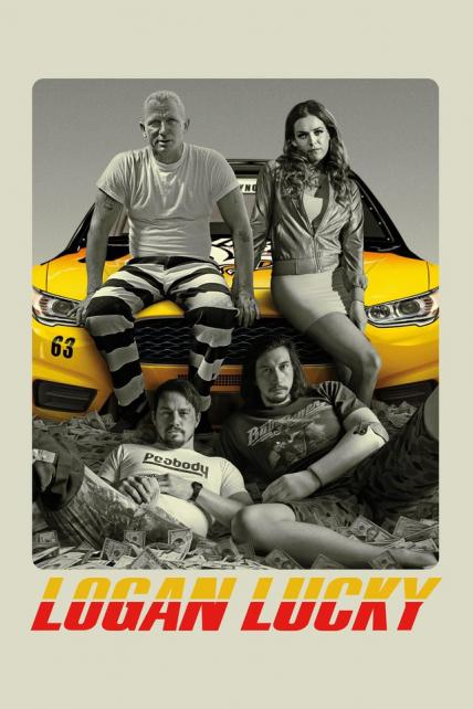 Logan Lucky playing at the SouthTowne