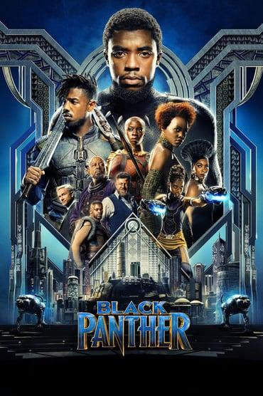 Black Panther playing at the SouthTowne