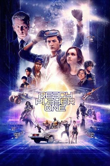 Ready Player One playing at the Basin Drive-In