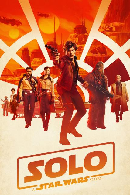 Solo: A Star Wars Story playing at the SouthTowne