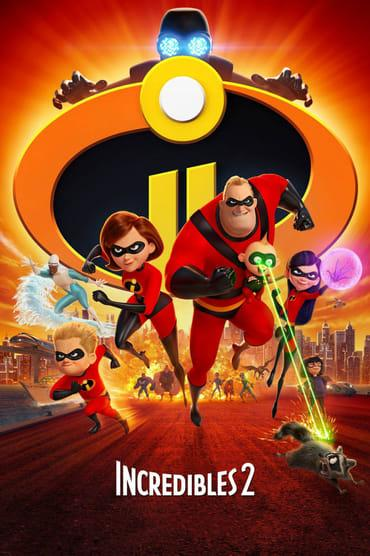 Incredibles 2 playing at the Basin Drive-In