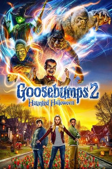 Goosebumps 2: Haunted Halloween playing at the Towne