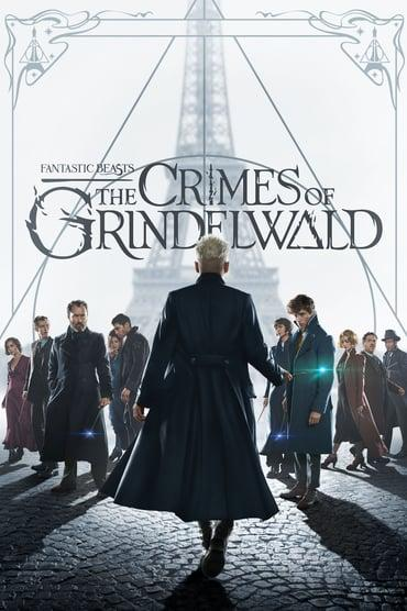 Fantastic Beasts: The Crimes of Grindelwald playing at the SouthTowne
