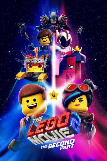 The Lego Movie 2: The Second Part playing at the Casino Star
