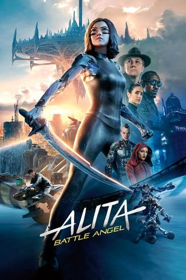 Alita: Battle Angel playing at the SouthTowne