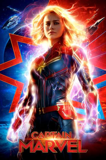 Captain Marvel playing at the SouthTowne