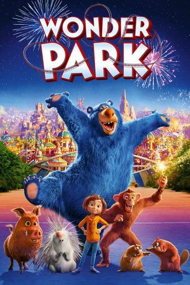 Wonder Park playing at the Towne