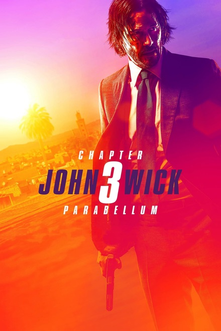 John Wick: Chapter 3 - Parabellum playing at the SouthTowne