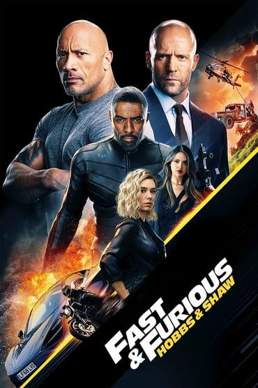 Fast & Furious Presents: Hobbs & Shaw playing at the Basin Drive-In