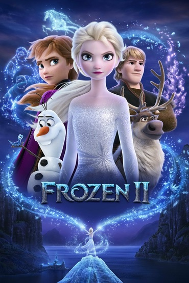 Frozen 2 playing at the Towne