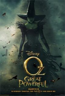 Oz: The Great and Powerful playing at the Basin Drive-In