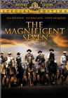 The Magnificent Seven playing at the Basin Drive-In